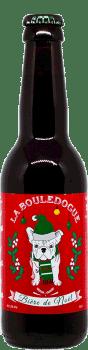 Bière de Noël Brasserie la Bouledogue