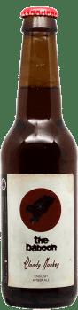 Bière Bloody Monkey Bouteille de bière artisanale Brasserie The Baboon
