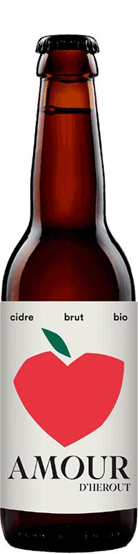 Maison Herout Amour d'Herout Cidre Brut Bio Find A Bottle