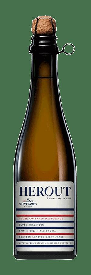 Maison Herout Cidre Brut Saint James Find A Bottle