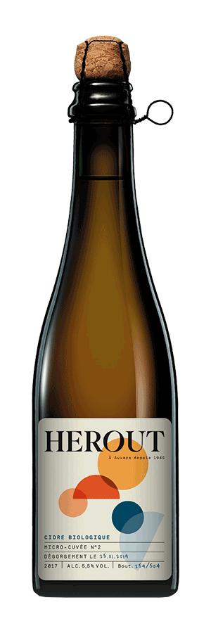 Maison Herout Cidre Micro-Cuvée N°2 Bio Find A Bottle