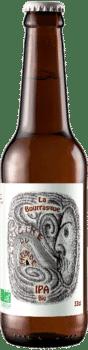 Bière Bourrasque IPA brasserie L'origine du Monde