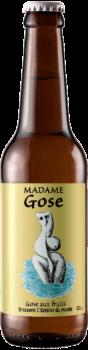 Bière Madame Gose Prune brasserie L'origine du Monde