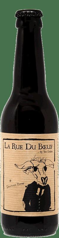 Bouteille de bière Doctor Brew Tropic Brasserie Two Dudes