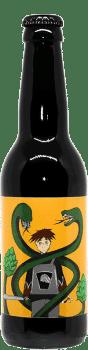 Bière BLACK MAMBA IPA de la brasserie L'origine du Monde