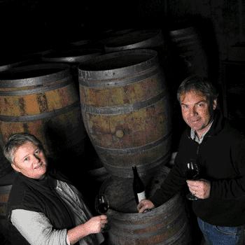 Sandrine et Fabrice Gasnier