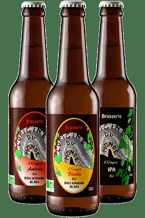 Coffret de bières artisanales Brasserie Origine du Monde Find A Bottle
