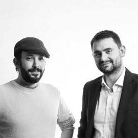 Benoit et Cédric les brasseurs de la brasserie l'Instant