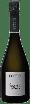 Champagne Cépages Blancs Extra Brut de la maison Fleury