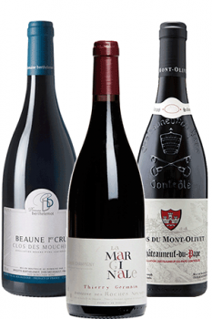 Coffret de vins rouges - Les Grands rouges de Find A Bottle