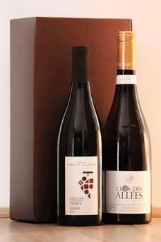 Coffret de vins bio