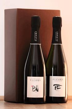 Coffret Champagne Petites Bulles