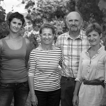 Famille Guégniard du Domaine de la Bergerie | Vin de la Vallée de Loire