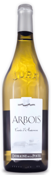 Bouteille de vin Cuvée d'Automne du Domaine de la Pinte