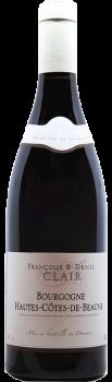 Bourgone Hautes Côtes de Beaune rouge du Domaine Françoise et Denis Clair