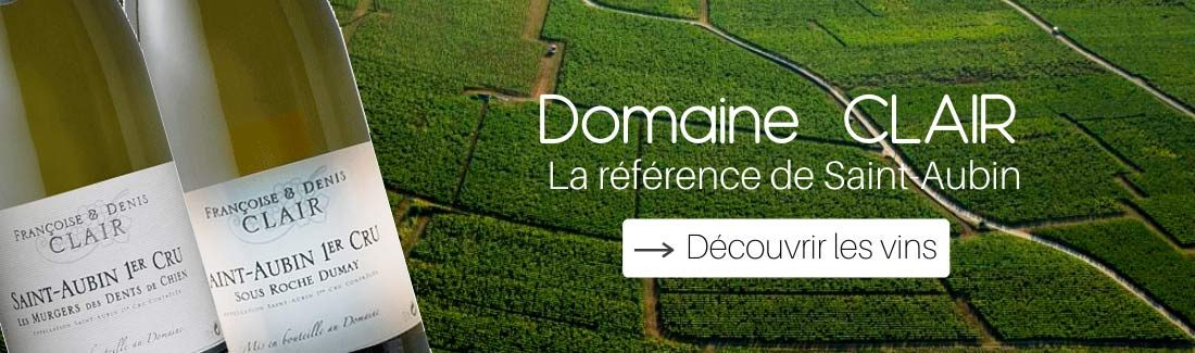 Domaine François et Denis Clair en Bourgogne