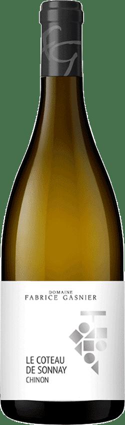 Bouteille de vin de Chinon Coteau de Sonnay du Domaine Fabrice Gasnier