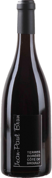 Bouteille de vin Côte de Brouilly du Domaine des Terres dorées Jean-Paul Brun