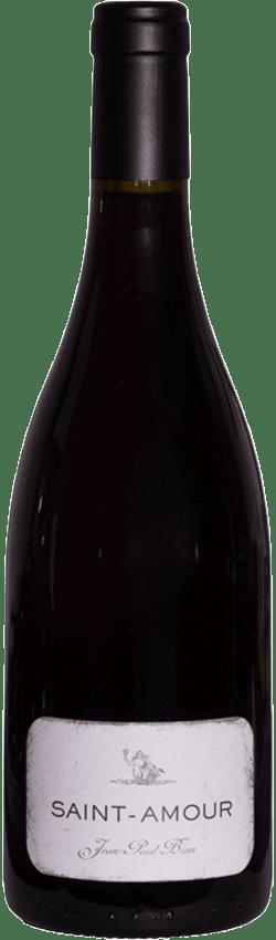 Bouteille de vin Saint Amour du Domaine des Terres dorées Jean-Paul Brun