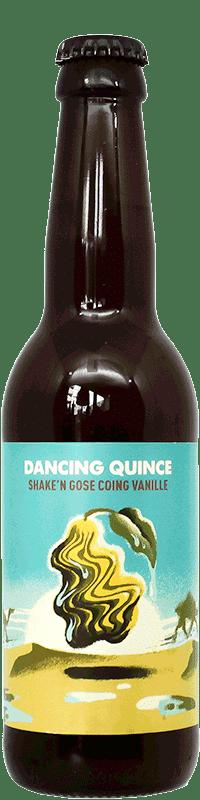Bouteille de bière artisanale Dancing Quince Brasserie Hoppy Road