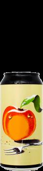 Canette de bière artisanale Dancing Peach Brasserie Hoppy Road