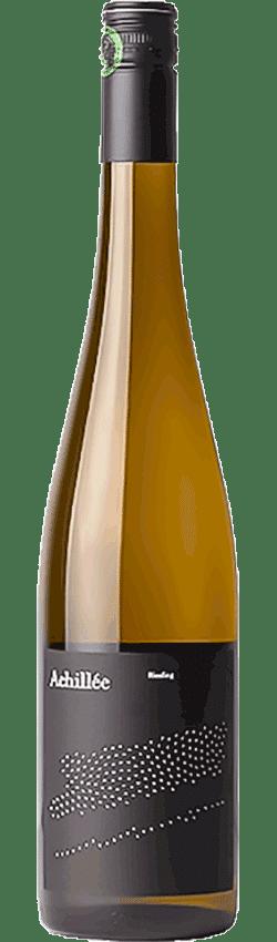 Bouteille de vins Riesling Domaine Achillée