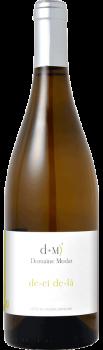 Bouteille de vins Côtes du Roussillon Blanc de-ci de-là du Domaine Modat