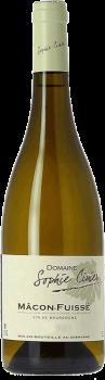 Bouteille de vin Mâcon-Fuissé du Domaine Sophie Cinier