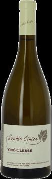 Bouteille de vin Viré-Clessé du Domaine Sophie Cinier