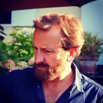 Thierry Germain du Domaine des Roches Neuves. Vigneron à Saumur-Champigny