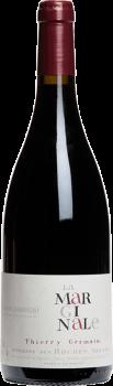 Bouteille de vin Saumur-Champigny La Marginale du Domaine des Roches Neuves - Thierry Germain