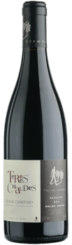Bouteille de vin Saumur-Champigny Terres Chaudes du Domaine des Roches Neuves - Thierry Germain
