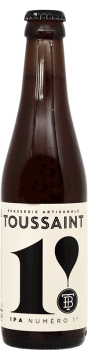 bière IPA brasserie Toussaint