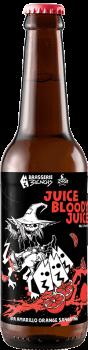 Bouteille de IPA Bloody Juice Bandit Panda de la Brasserie 3ienchs