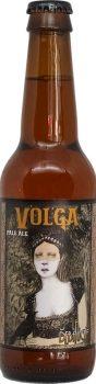 Bouteille de Bière Volga American Pale Ale de la brasserie La Débauche