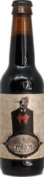 Bouteille de Bière Nevermore de la brasserie La Débauche
