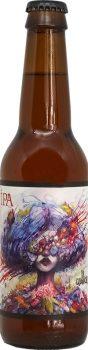 Bouteille de Bière IPA de la brasserie La Débauche