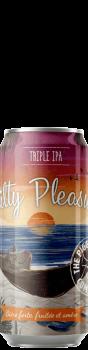 Canette de bière Guilty Pleasure Triple IPA Brasserie Piggy Brewing Company