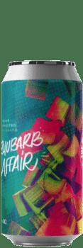 Canette de bière Rhubarb Affair Sour Piggy Brewing Company