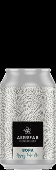 Canette de bière Bora Hoppy Pale Ale brasserie aerofab