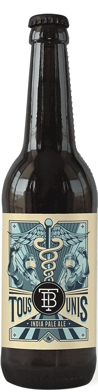bière New England IPA brasserie Toussaint