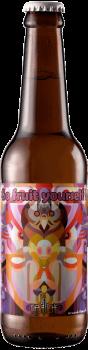 Bouteille de Bière Go Fruit Yourself brasserie La Débauche