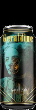 Canette de Bière Geraldine IPA de la brasserie La Débauche