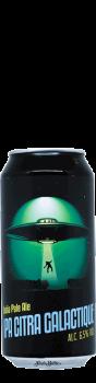 Canette de Bière IPA Citra Galactique de la brasserie du Grand Paris