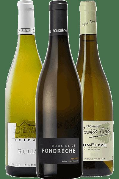 Coffret de vins blancs Tous à l'apéro