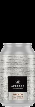 Canette de bière Sirocco Sweet Stout brasserie aerofab