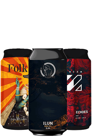 Coffret Cool Beer Can IPA Brasseries artisanales françaises