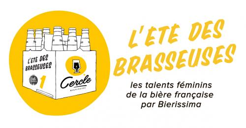 LOGO CERCLE BIERISSIMA coffret brasseries
