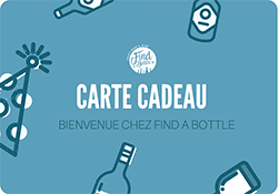 Carte Cadeau Find A Bottle