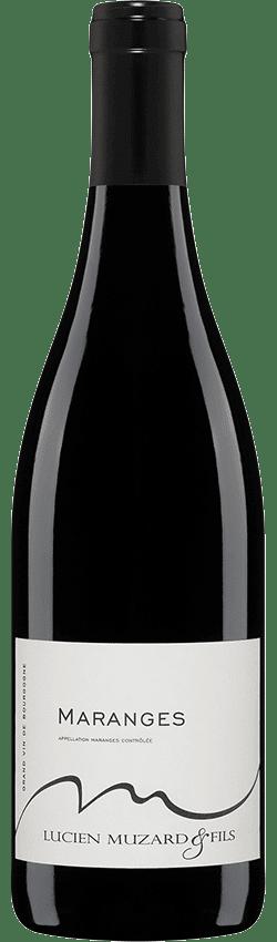 Bouteille de vin Maranges du Domaine Lucien Muzard & Fils